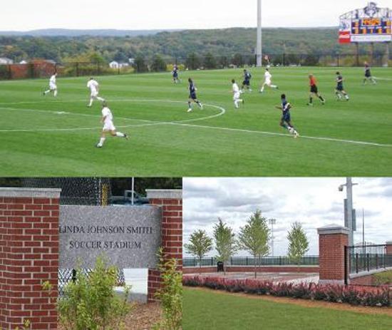 Linda Johnson Smith Soccer Stadium (will be lined for lacrosse)