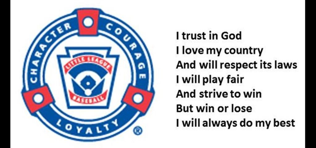 Little League Pledge