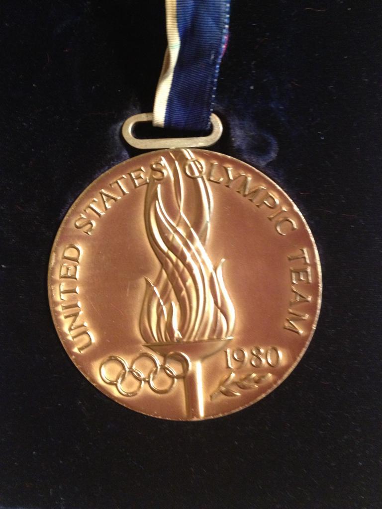 Click here to meet Olympian Debbie Miller