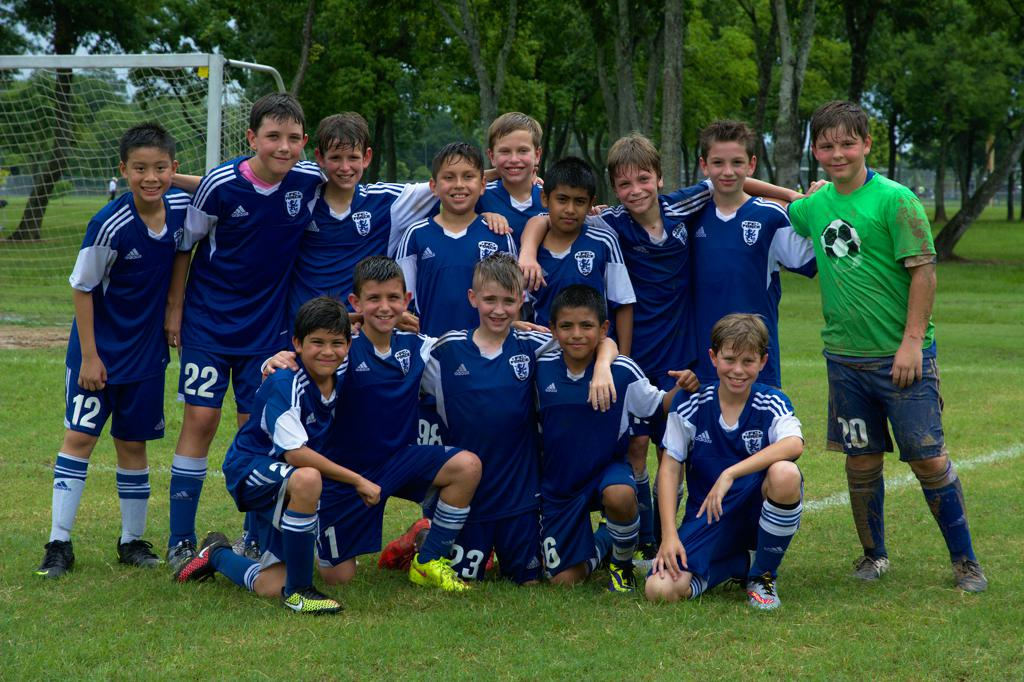 FC Force ESS 2004 dominated in with strong ball control all games
