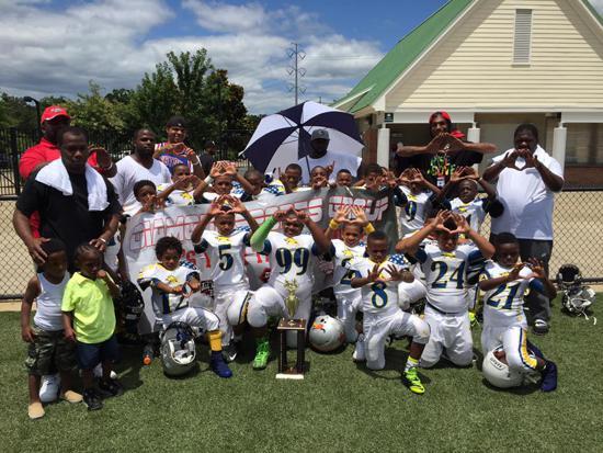 8U Champions Buffalo