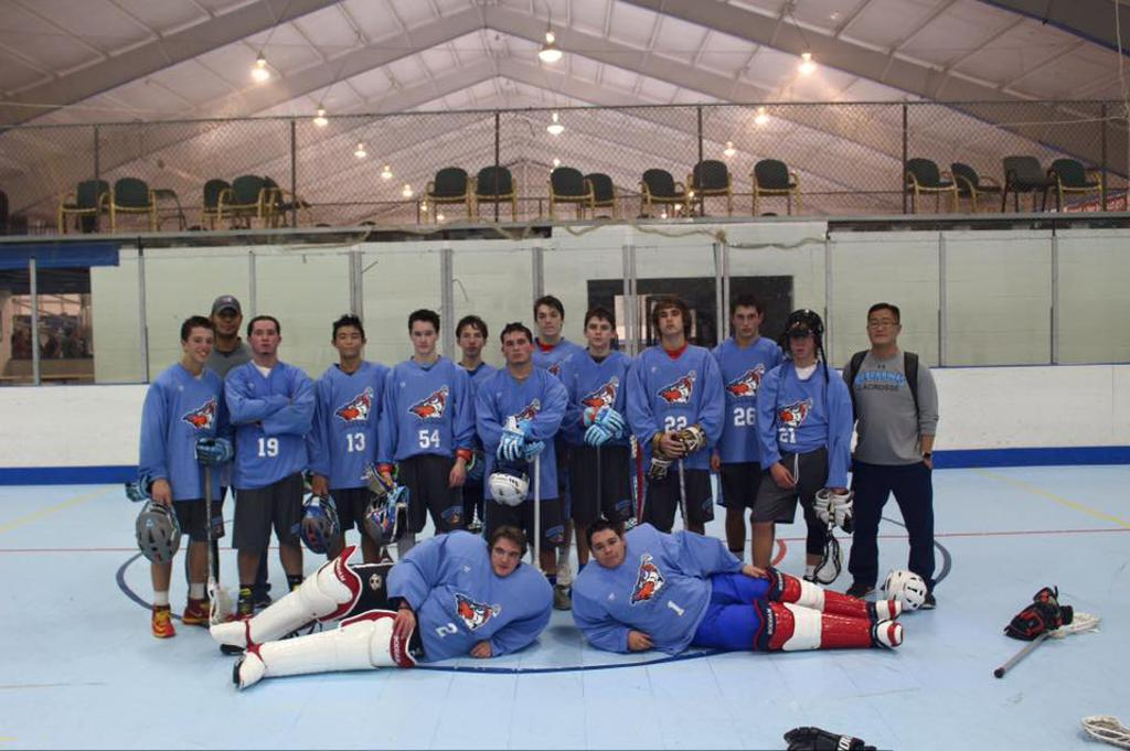 2015 CNY Roadhawks IMG National Indoor Championships Runner Up