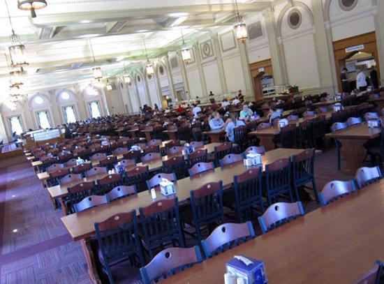Kimball Dining Hall