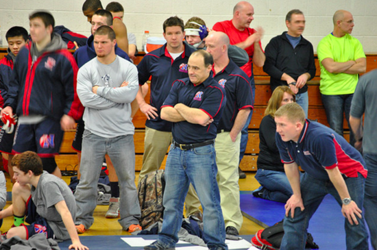 Coach Anniballi is a member of the MA Interscholastic Wrestling Coaches Association Hall of Fame.