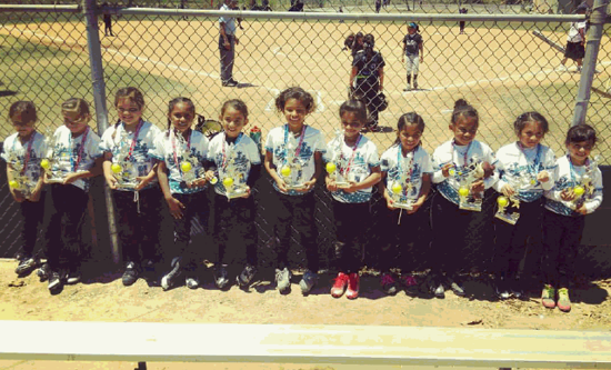 Congrates to 6u coming in 2nd place in the El Rio tournament