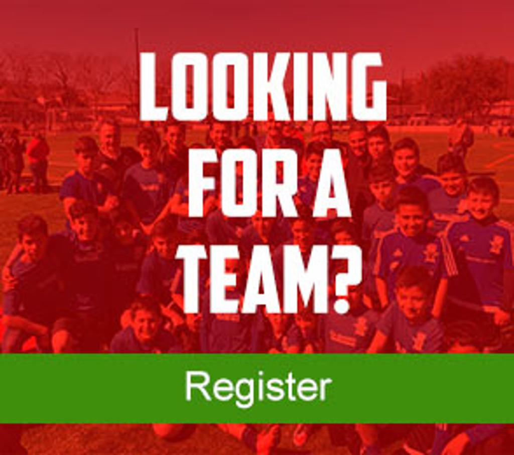 Looking For A Team