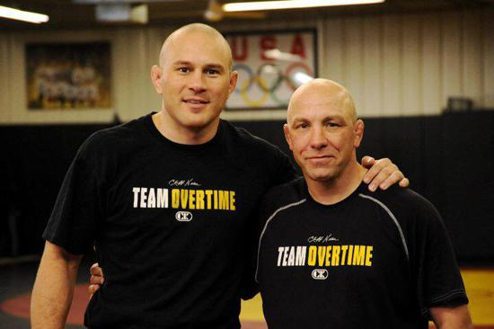 Overtime Founder Sean Bormet and New Director and Head Coach Ed Giese