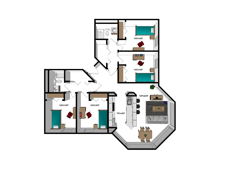 Dinnaken Properties - Washington Ave SE - rent.com