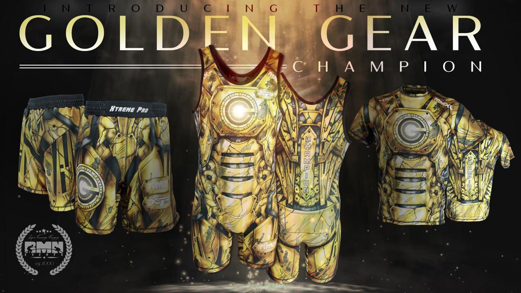 The new Golden Gear Award