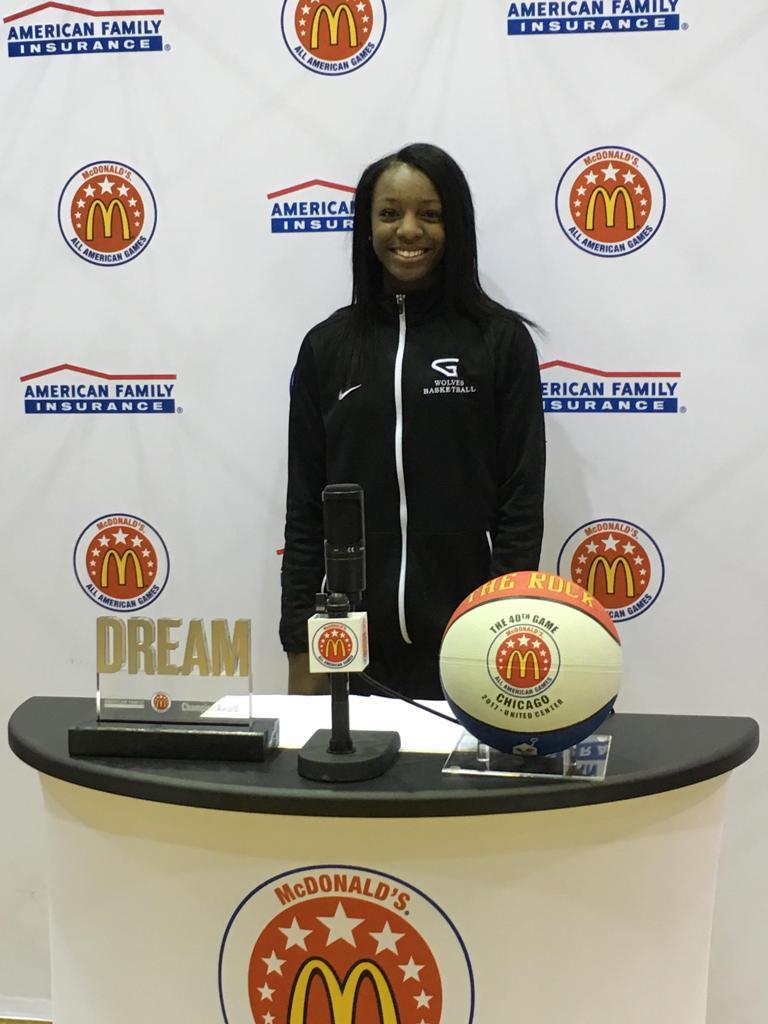 Grandview's Michaela Onyenwere earns trip to McDonald's All-American Game