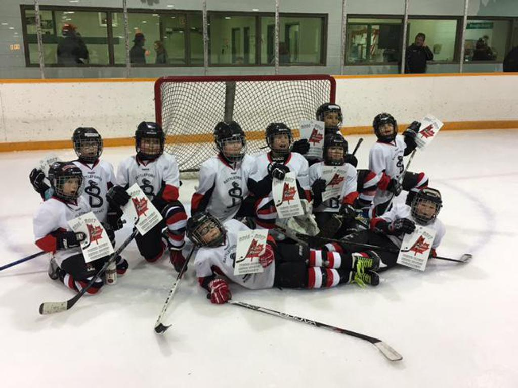 Novice White Barons : Coach Soanes