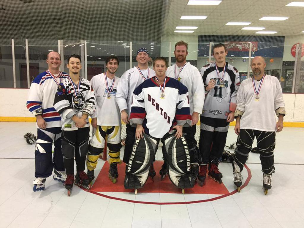 2016 Fall Bronze Division Champs
