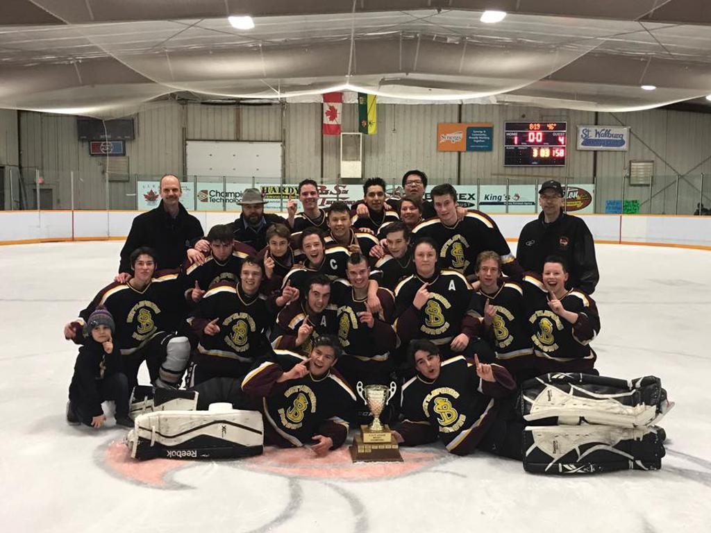 2016-2017 Midget A STEP League Champs !!