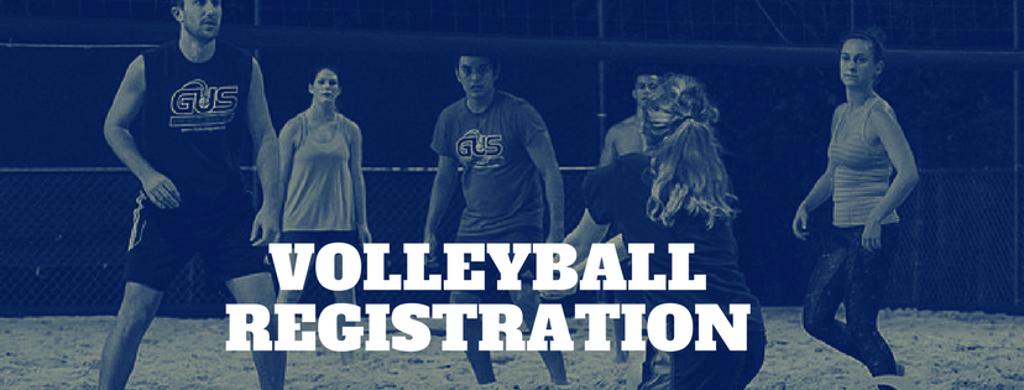 Houston Volleyball Registration