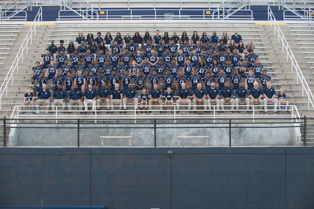 Your 2017 Varsity Marietta Blue Devils