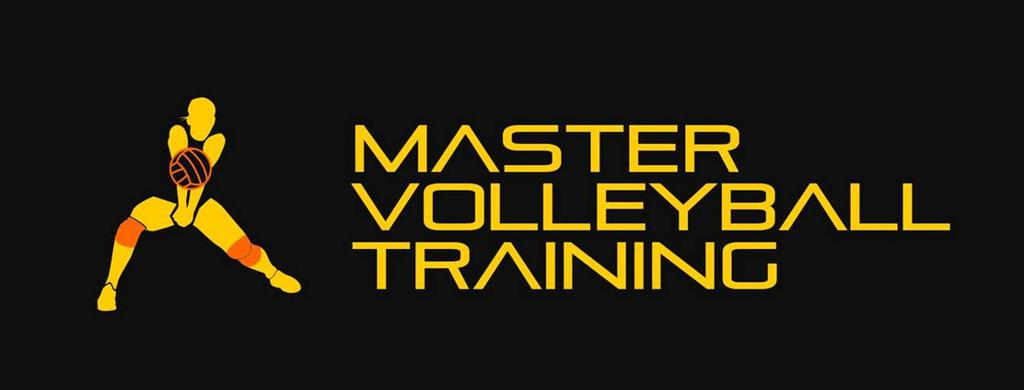Master Volleyball Training