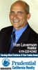 Sponsored by Ron Levenson, Prudential California Realty