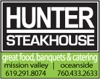 Sponsored by Hunter Steakhouse
