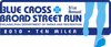 Sponsored by Blue Cross Broad Street Run