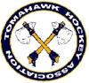 Tomahawk logo element view