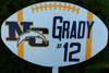 Sponsored by Chargers Yard Signs