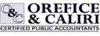 Sponsored by Orefice & Caliri CPAs