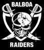 Sponsored by Balboa Raiders