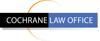 Sponsored by Cochrane Law Office