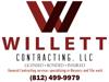 Willett contracting logo element view