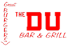 Sponsored by THE DU BAR AND GRILL