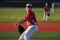 Cougars pitcher Nick Liegi