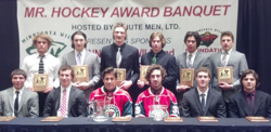 Mr Hockey 2013 Winners and Finalists