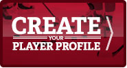 Create your Player Profile
