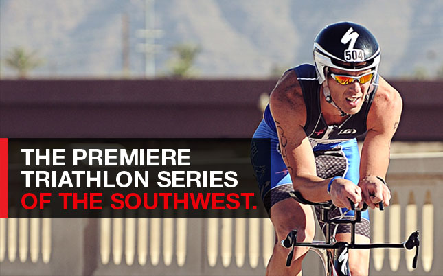 The Premiere triathlon series of the southwest.