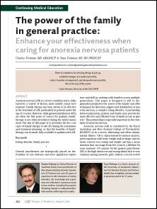 power of family in general practice article