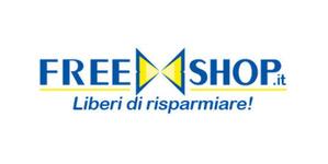 استردادات نقدية وخصومات FREE SHOP.it & قسائم