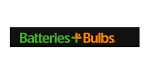 Cash Back et réductions Batteries + Bulbs & Coupons