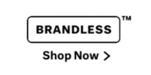 BRANDLESS Cash Back, Discounts & Coupons