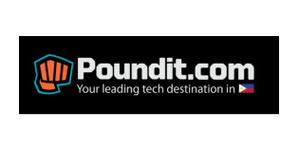 استردادات نقدية وخصومات Poundit.com & قسائم