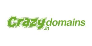Cash Back Crazydomains.in , Sconti & Buoni Sconti