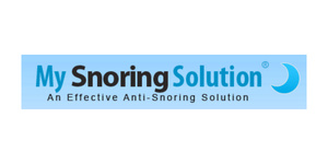 My Snoring Solution Cash Back, Discounts & Coupons