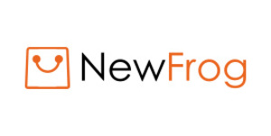 Cash Back et réductions NewFrog & Coupons