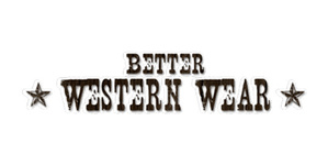 BETTER WESTERN WEAR Cash Back, Discounts & Coupons