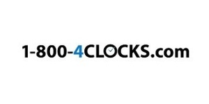 1-800-4CLOCKS.com Cash Back, Discounts & Coupons