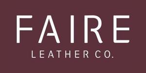 FAIRE LEATHER CO. Cash Back, Descuentos & Cupones