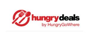 hungrydeals Cash Back, Descuentos & Cupones