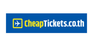 Cash Back et réductions CheapTickets.co.th & Coupons