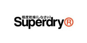 Superdry Cash Back, Rabatter & Kuponer
