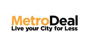 Cash Back et réductions MetroDeal Live your City for Less & Coupons