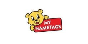 Cash Back et réductions MY NAMETAGS & Coupons